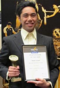 Double Sports Winner 2012