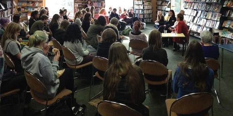 Feminist Club Hosts Wellington City Council