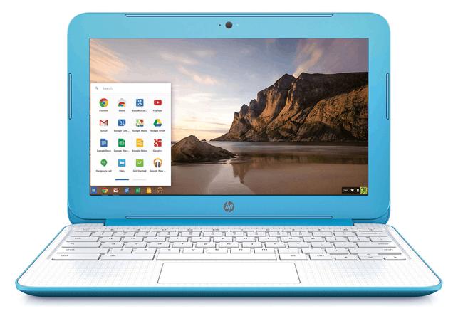 HP Chromebook 11-2203TU