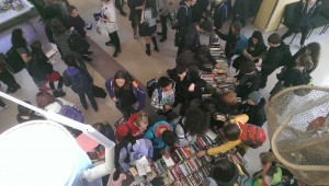 Library book sale 11 Sep1