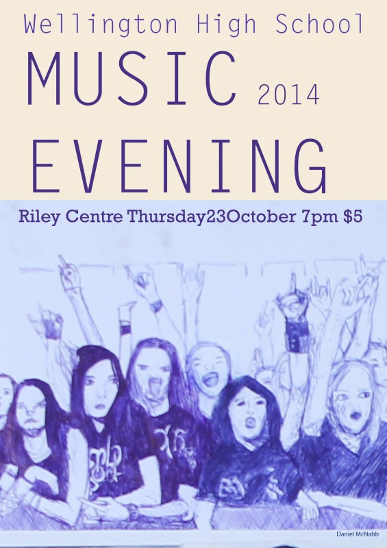 Music Evening - Term 4 - 23 Octocber 2014