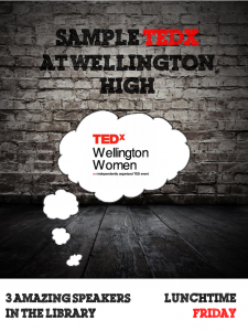 Tedx At Wellington High School