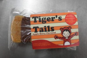 Tiger's Tails
