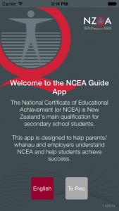 ncea guide app